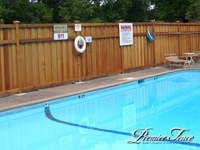 Wood-Privacy-Fence-Glenhill-Pool