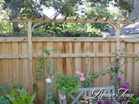 Wood-Arbor-Highland-Over-The-Fence-Beam