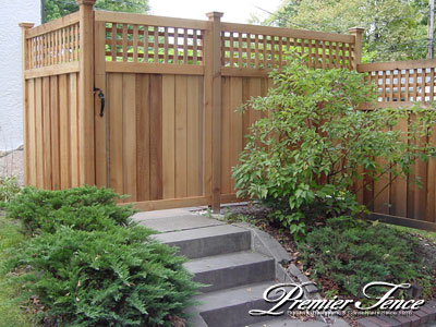 Lattice Garden Gate - Garden Inspiration