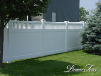 KingstonVinyl Fence