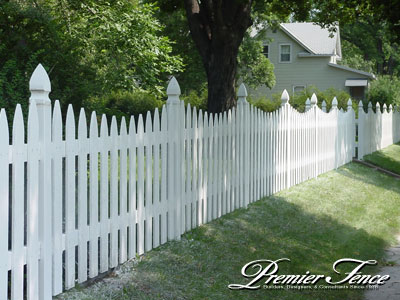 Astounding Picket Fence Company Mn Wood Fence Privacy Fencing Home Interior And Landscaping Ferensignezvosmurscom
