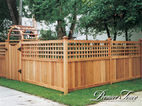 Wood-Privacy-Fence-Lattice-Works-Custom