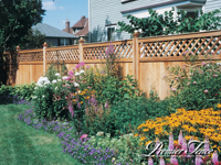 Wood-Privacy-Fence-Diagnol-Lattice