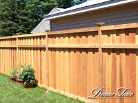 Wood-Privacy-Fence-Glenhill-with-Accent