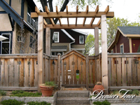 Wood-Framed-Fence-Custom-Arbor