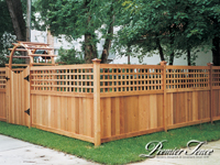 Wood-Privacy-Fence-Lattice-Custom-Arbor